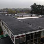 Felt Roofing Installation